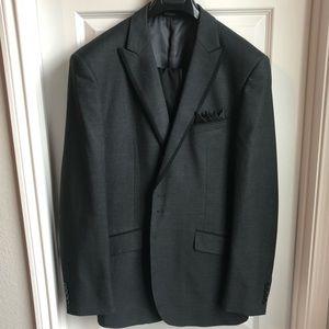 Black Italian Suit